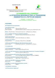 programma-LA STRATEGIA REGIONALE PER LA TRANSIZIONE